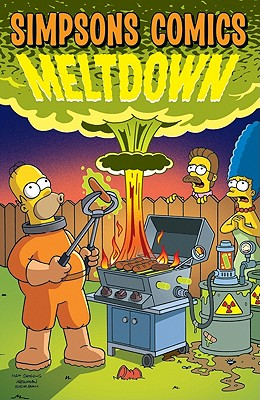 Simpsons Comics Meltdown By Groening, Matt